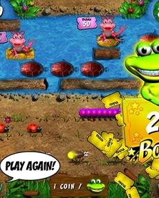 Frogger Frog03