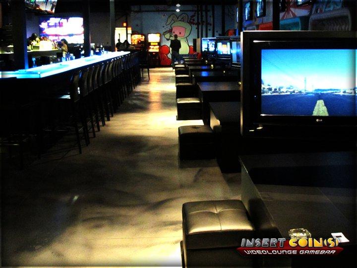 Insert Coin(s) Videolounge Gamebar (Las Vegas) Iclv06