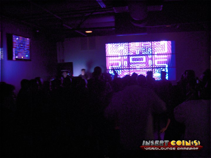 Insert Coin(s) Videolounge Gamebar (Las Vegas) Iclv09