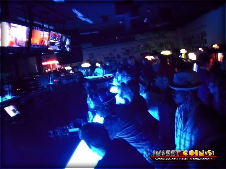 Insert Coin(s) Videolounge Gamebar (Las Vegas) Iclv11