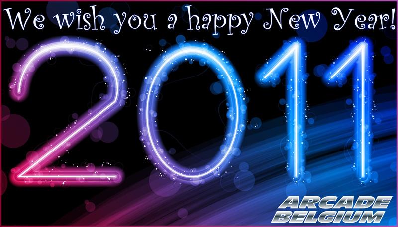 Meilleurs voeux / Beste wenssen / Best wishes 2011 Ny2011