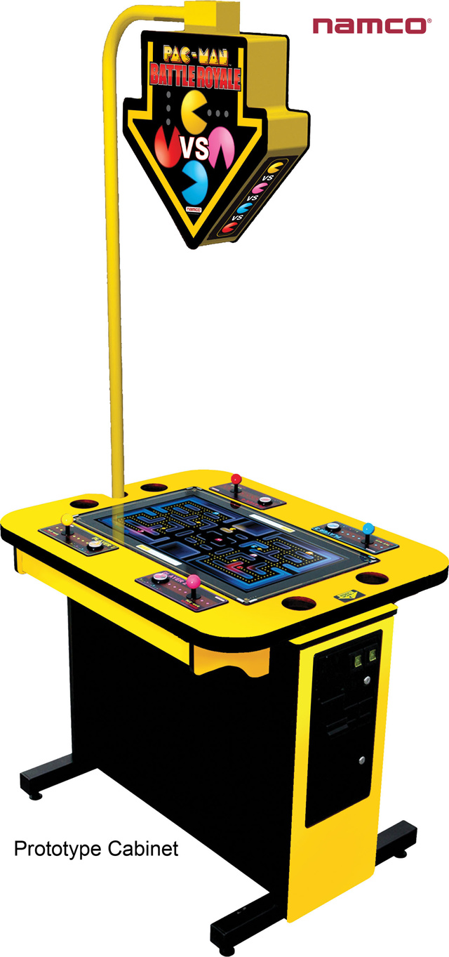 Pac-Man Battle Royale Pmbr01