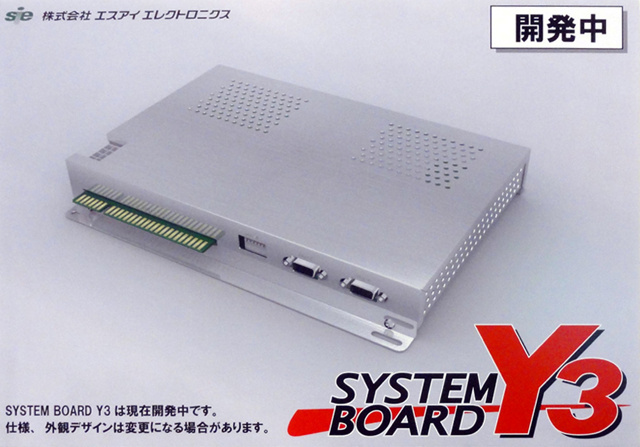 System Board Y3 Sby301