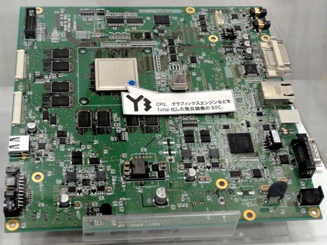 System Board Y3 Sby302