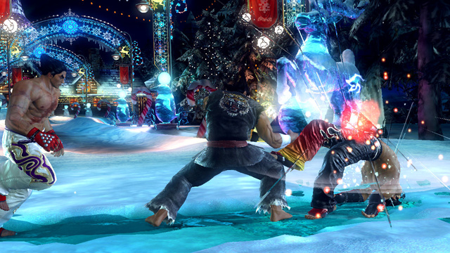 Tekken Tag Tournament 2 Ttt203