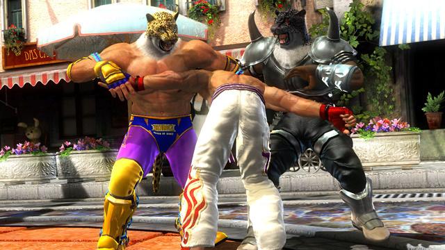 Tekken Tag Tournament 2 Ttt204