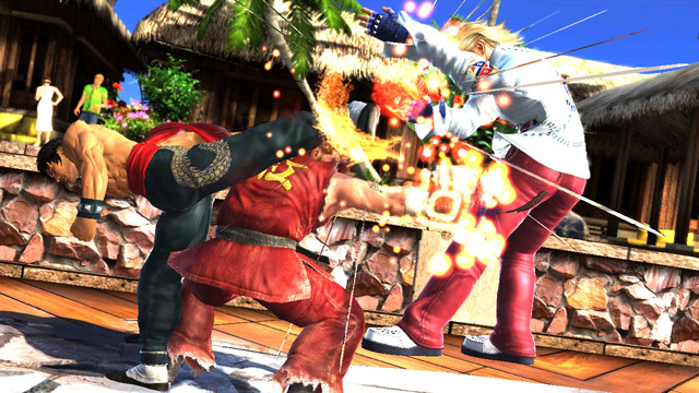 Tekken Tag Tournament 2 Ttt205