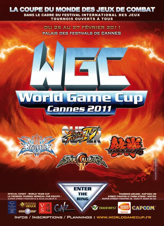 World Game Cup 2011 Wgc2011