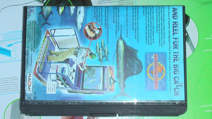 Arcade Game Box Agb04