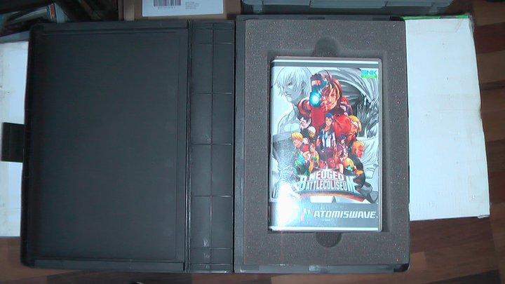 Arcade Game Box Agb06