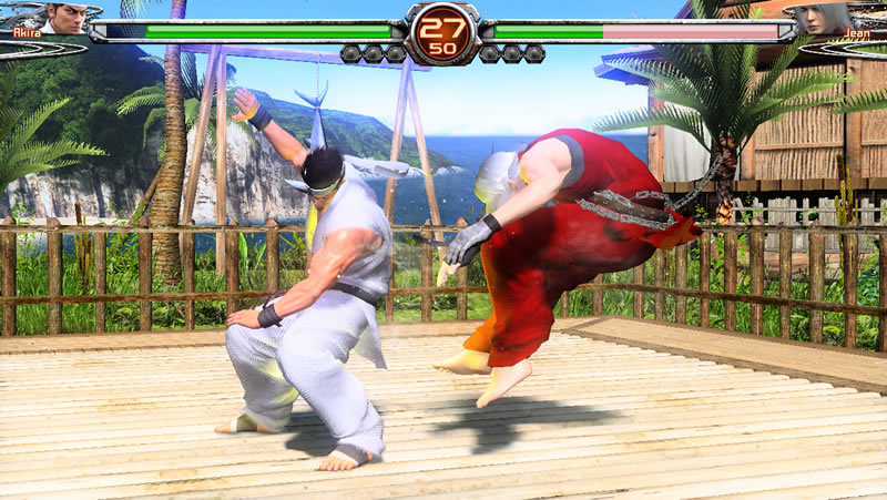 Virtua Fighter 5 Final Showdown Vf5fs02